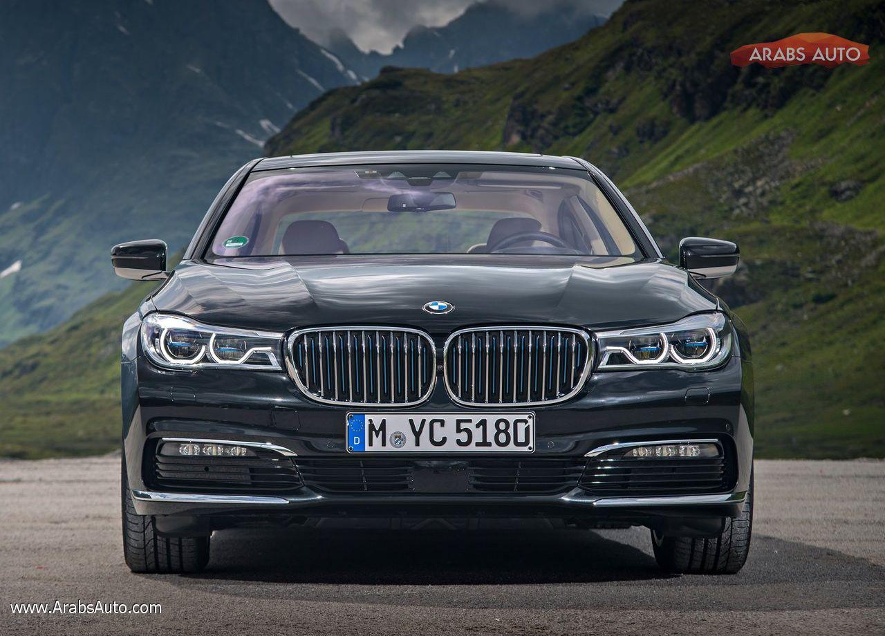 ArabsAuto BMW 740Le xDrive iPerformance (2017) 4