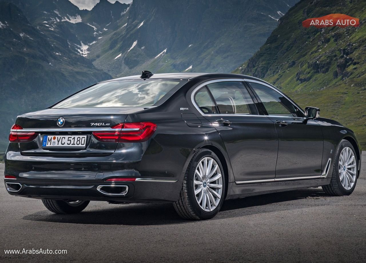 ArabsAuto BMW 740Le xDrive iPerformance (2017) 5