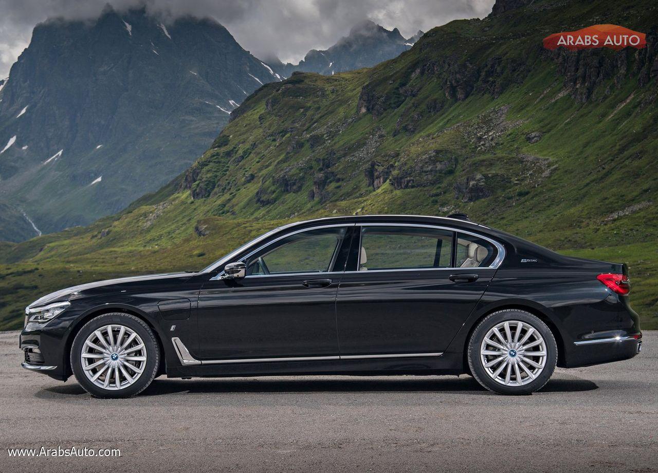 ArabsAuto BMW 740Le xDrive iPerformance (2017) 6