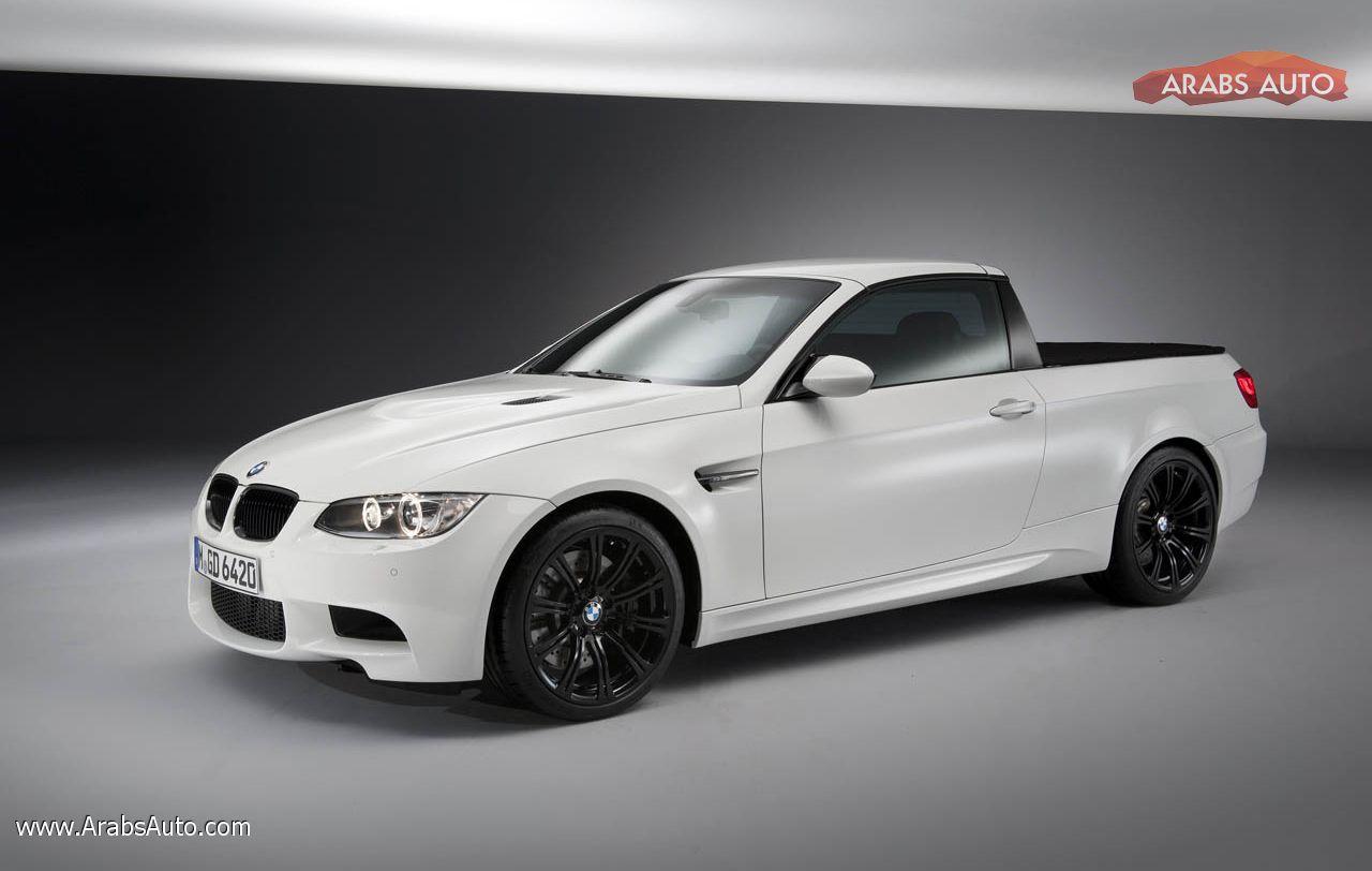 Photo of هل ستنتج BMW بيك أب فعلاً ؟
