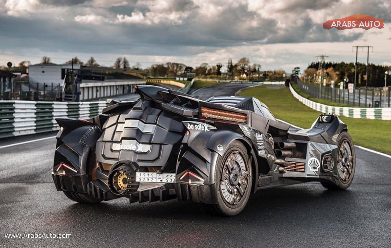 ArabsAuto Galag batmobile 2016 1