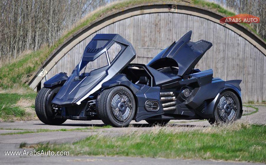 ArabsAuto Galag batmobile 2016 10
