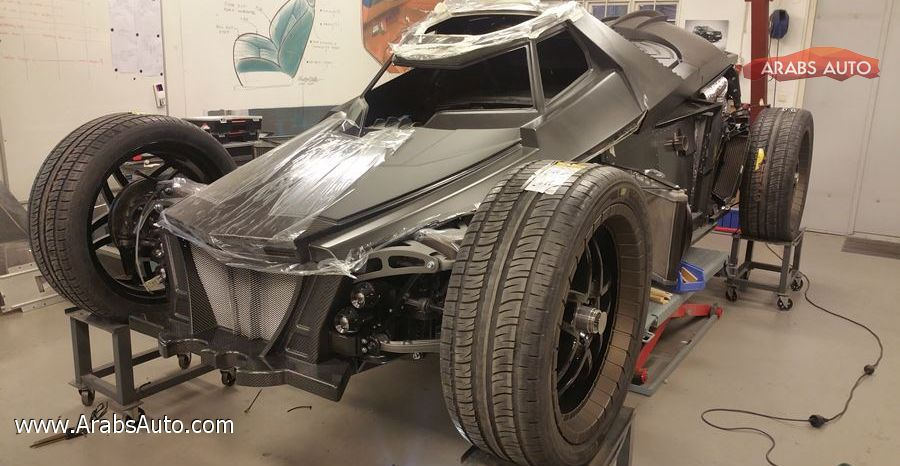 ArabsAuto Galag batmobile 2016 16