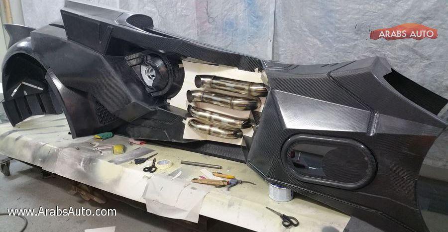 ArabsAuto Galag batmobile 2016 22