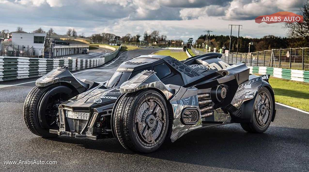 ArabsAuto Galag batmobile 2016   3