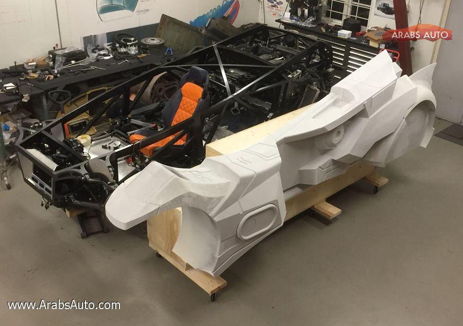 ArabsAuto Galag batmobile 2016 6