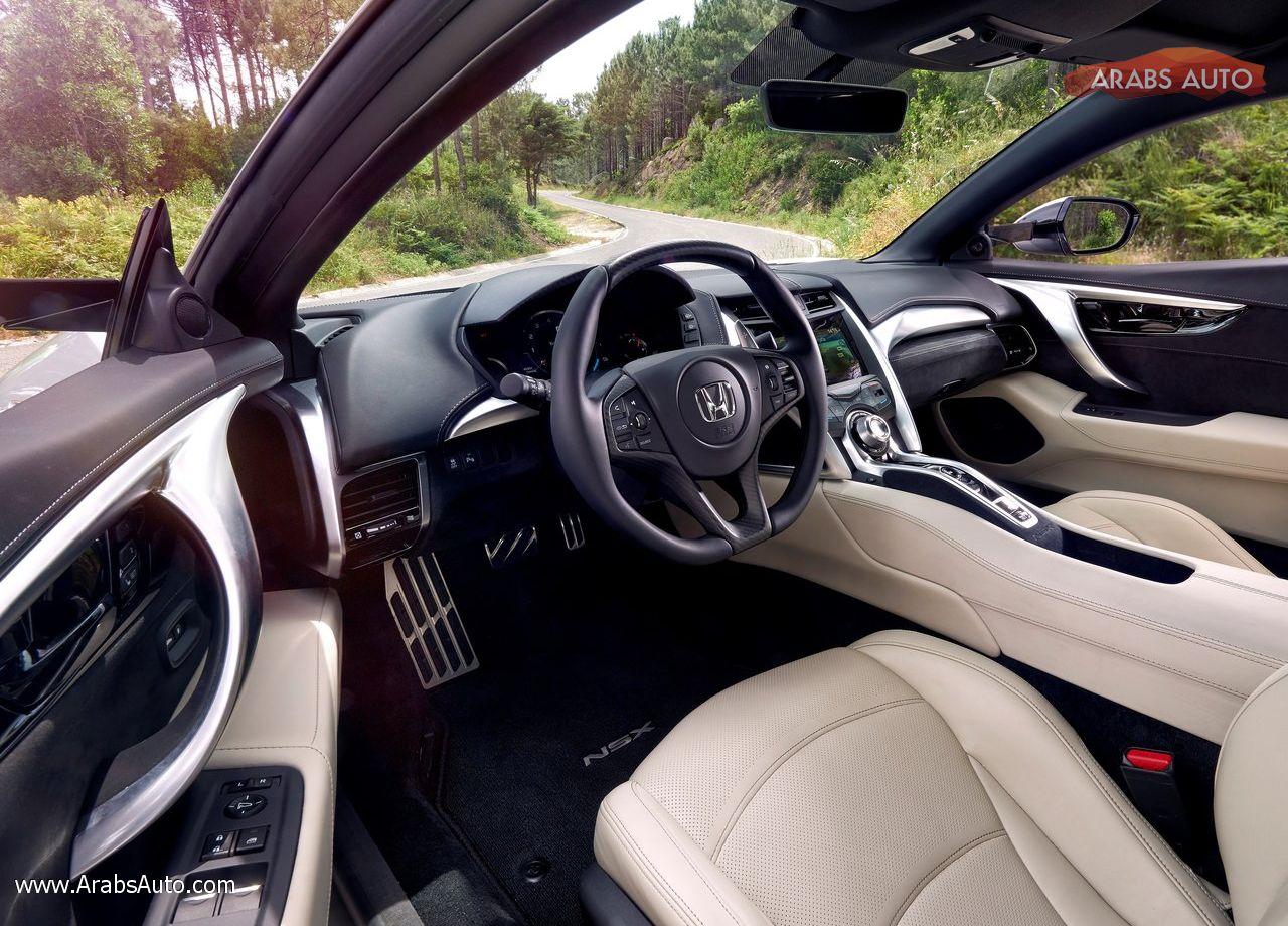 ArabsAuto Honda NSX (2017) 1