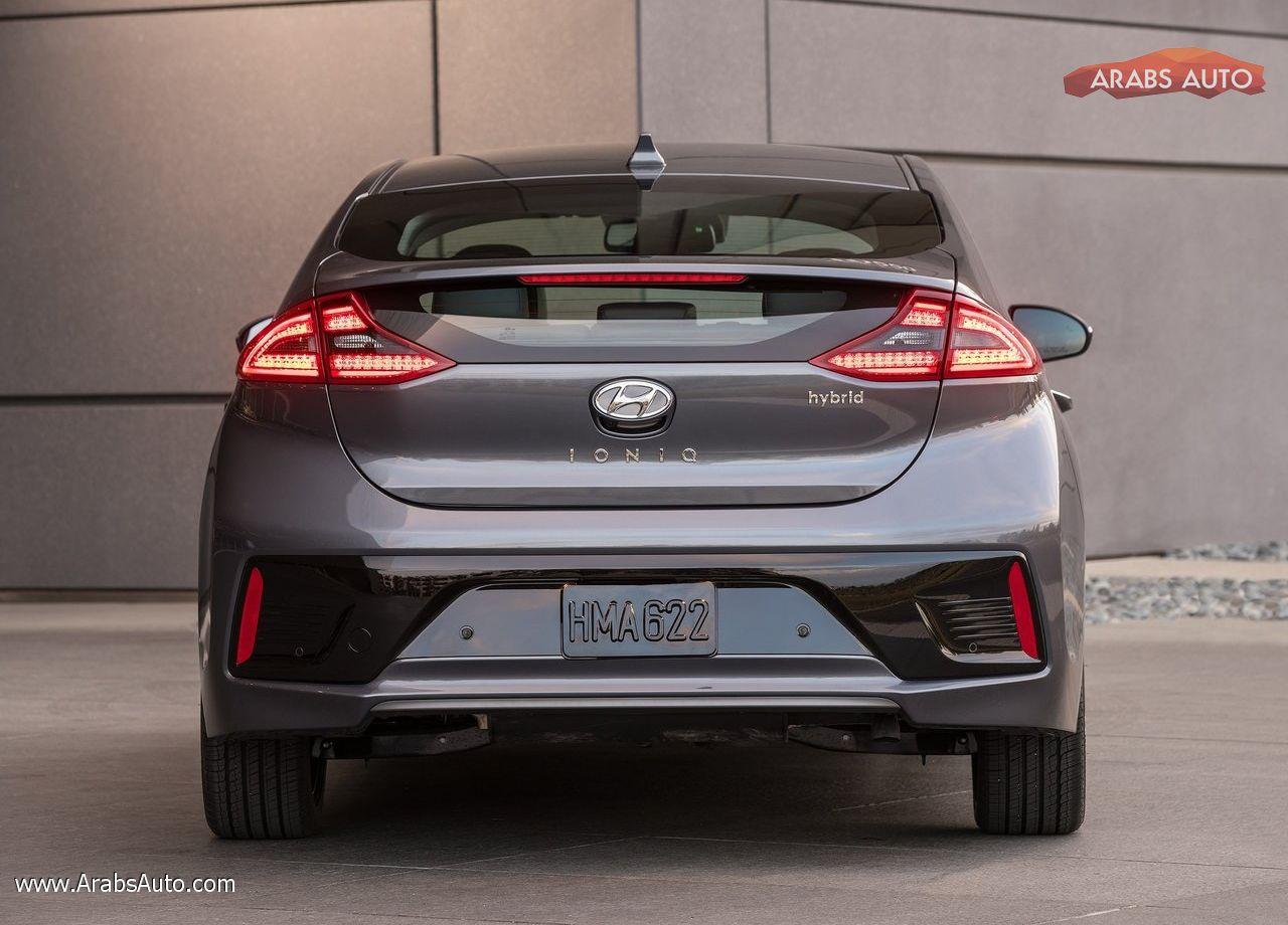 ArabsAuto Hyundai Ioniq 2017 2