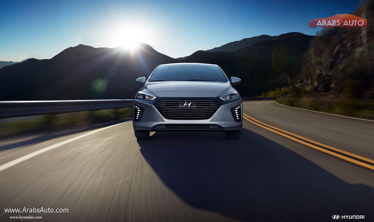 ArabsAuto Hyundai Ioniq 2017 6