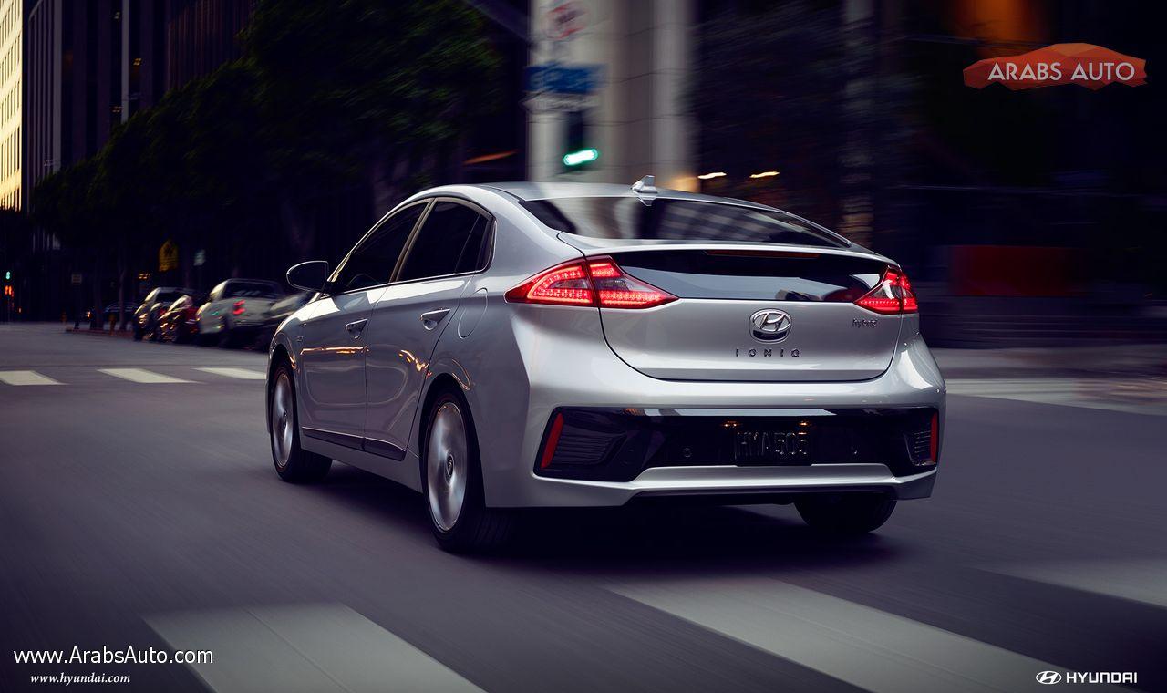 ArabsAuto Hyundai Ioniq 2017 8