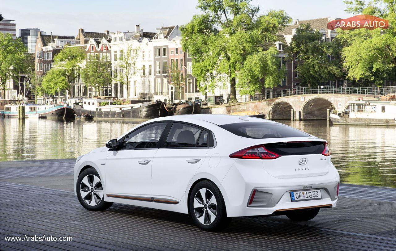 ArabsAuto Hyundai Ioniq 2017 9