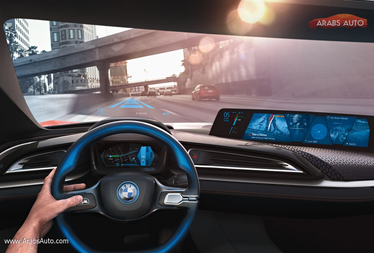 ArabsAuto i Vision Future Interaction Concept 2016 2