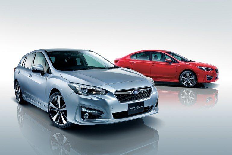 Subaru Impreza 2017 1