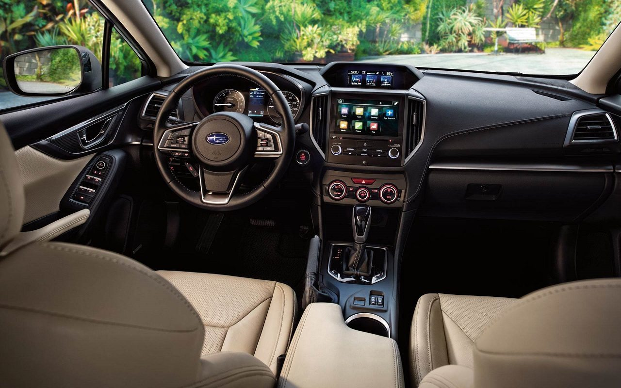 Subaru Impreza 2017 4