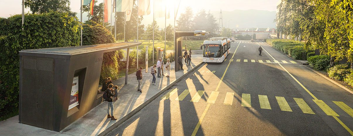 Photo of حافلات كهربائية يمكن شحنها بـ 15 ثانية !