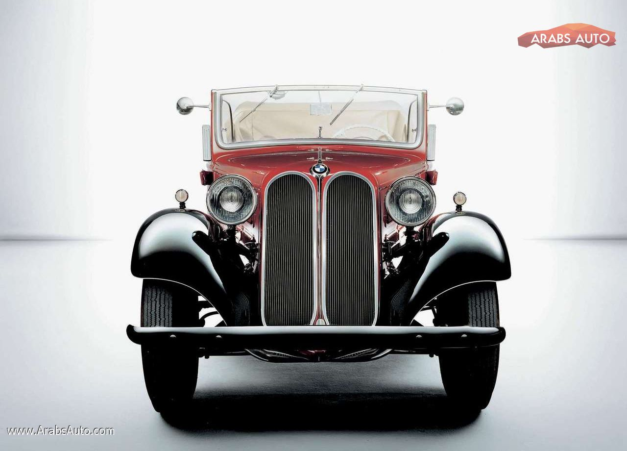 BMW 303 1933