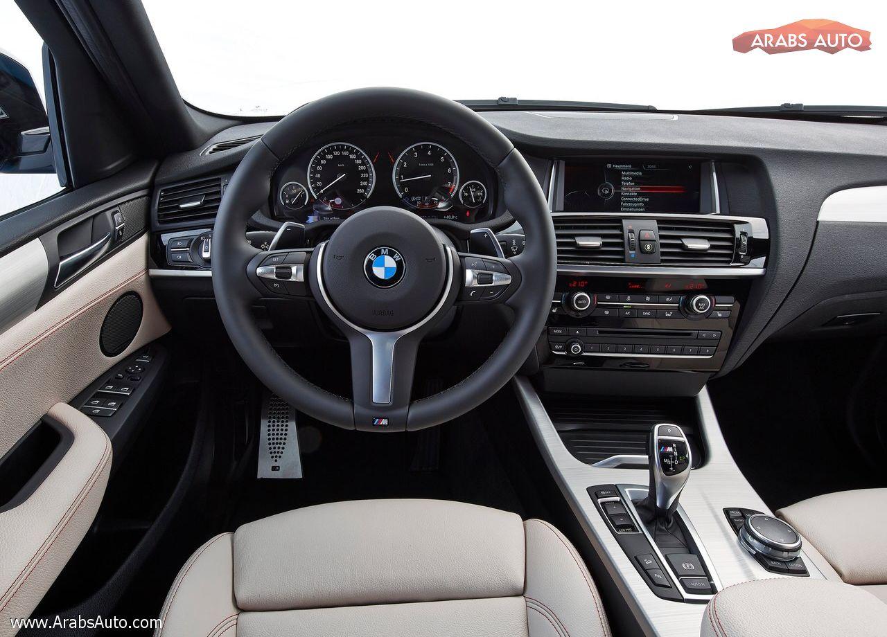 ArabsAuto BMW X4 M40i (2016)    1