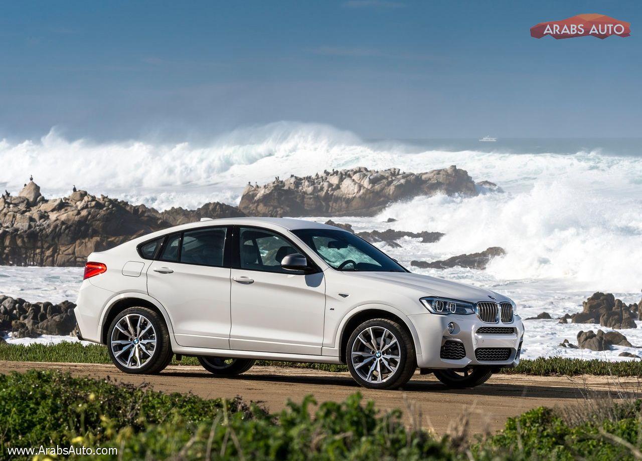 ArabsAuto BMW X4 M40i (2016)    7