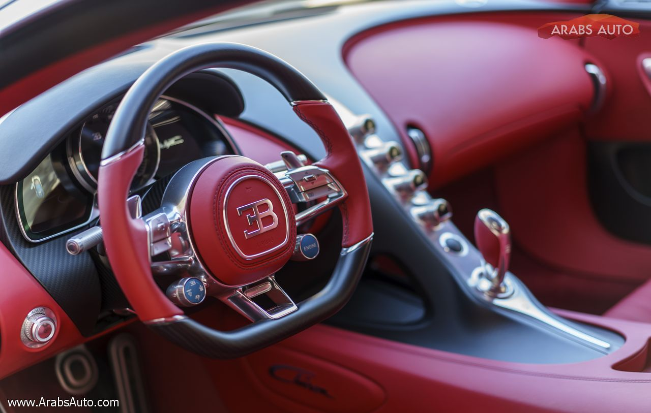 ArabsAuto Bugatti Chiron 2017   2