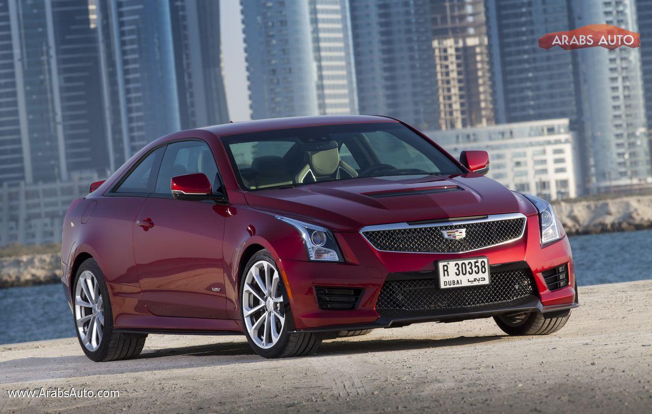 كاديلاك V - سيارات فاخرة بقدرات فائقة | Arabs Auto