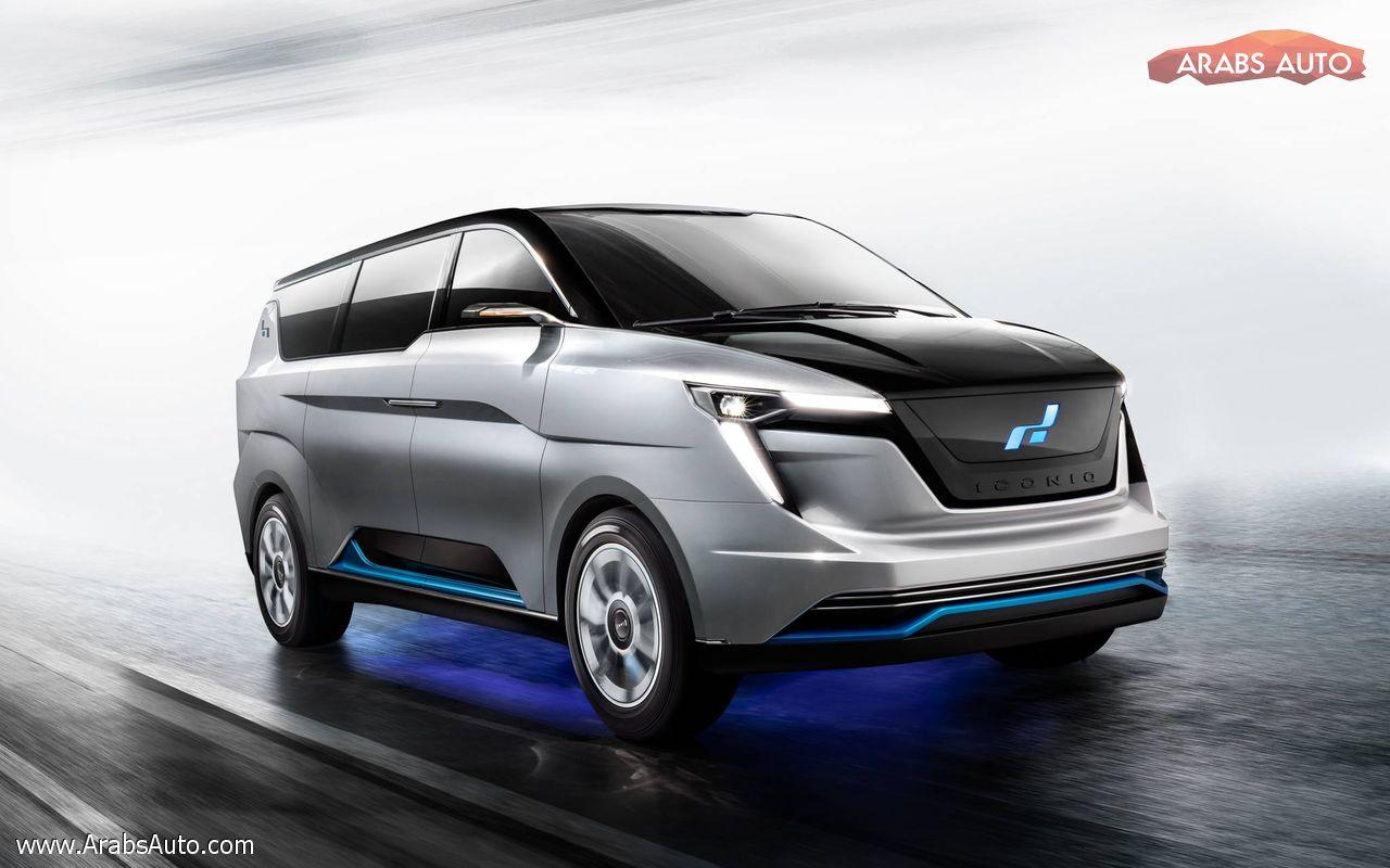 ArabsAuto ICONIQ Motors Seven 1