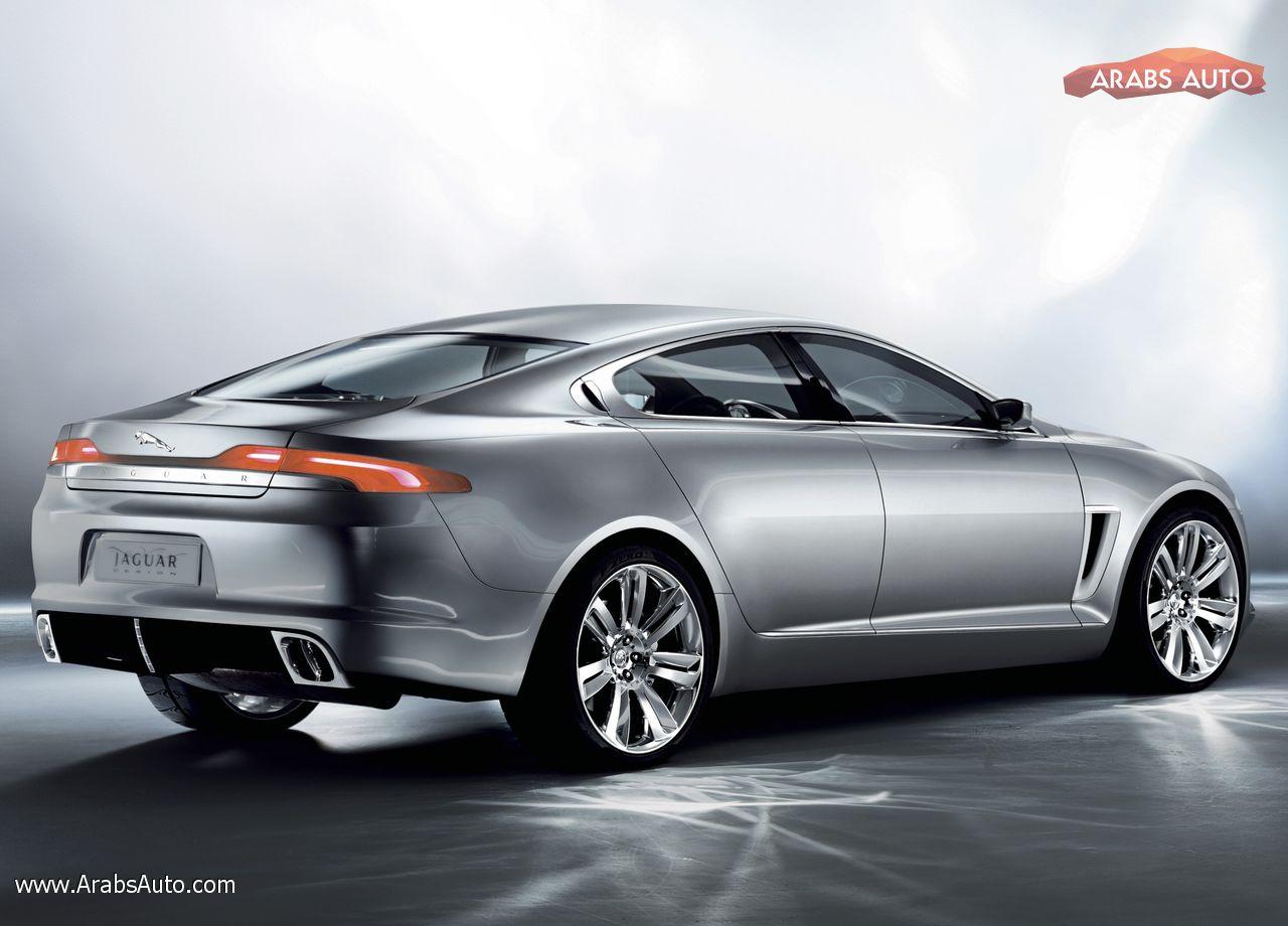 ما يمكن أن تكون عليه Jaguar XF الجديدة