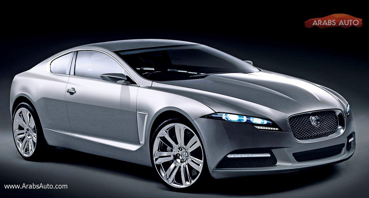 رسم تصوري لـ Jaguar XF Coupe