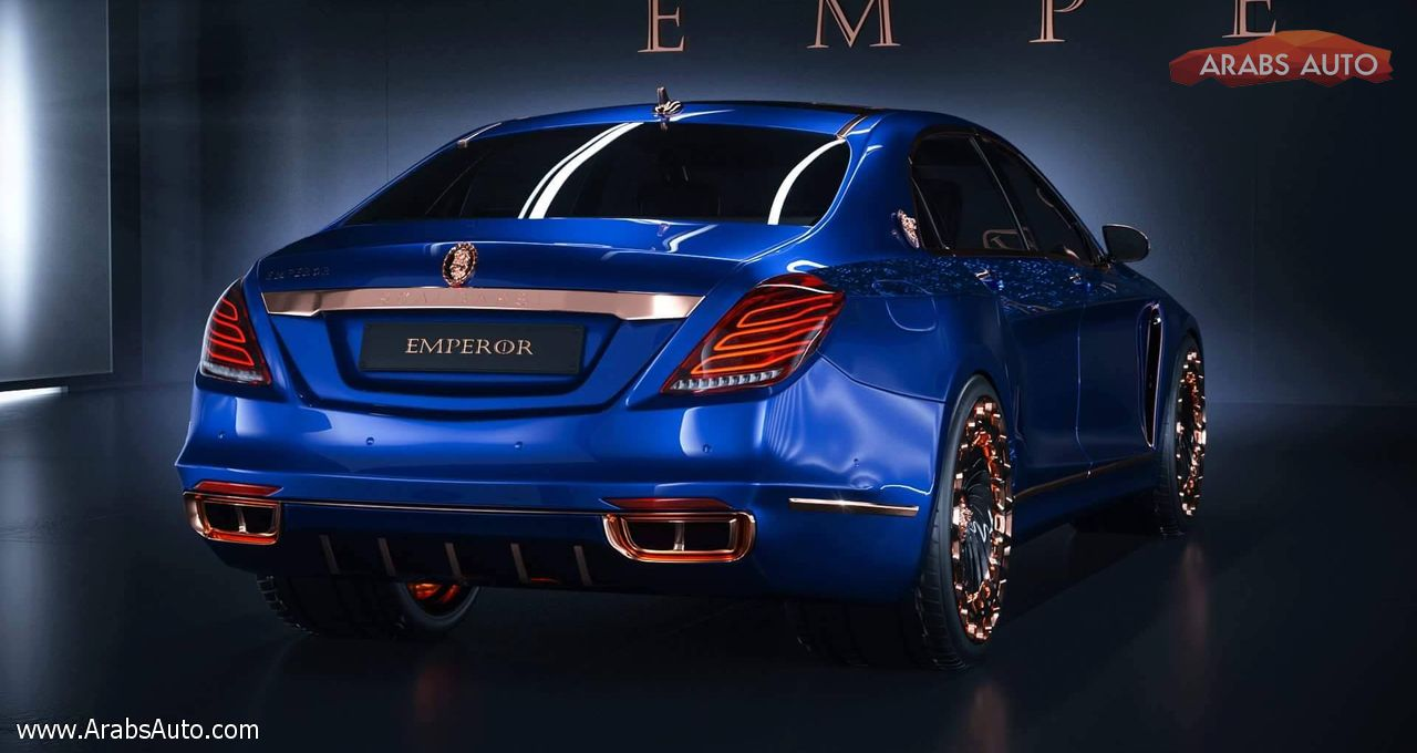 ArabsAuto Mercedes Mayback Emporer I 9