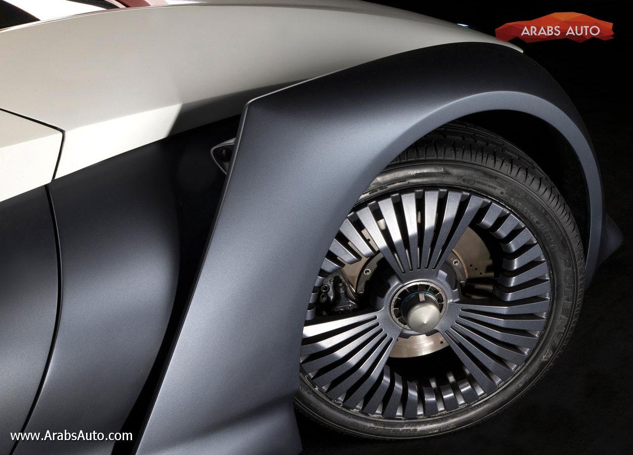 ArabsAuto Nissan BladeGlider Concept (2016) 1
