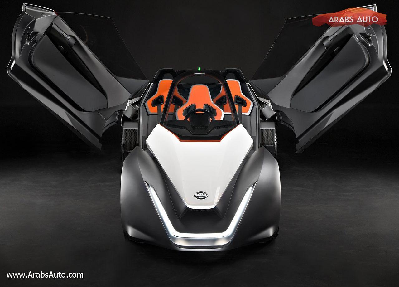 ArabsAuto Nissan BladeGlider Concept (2016) 10
