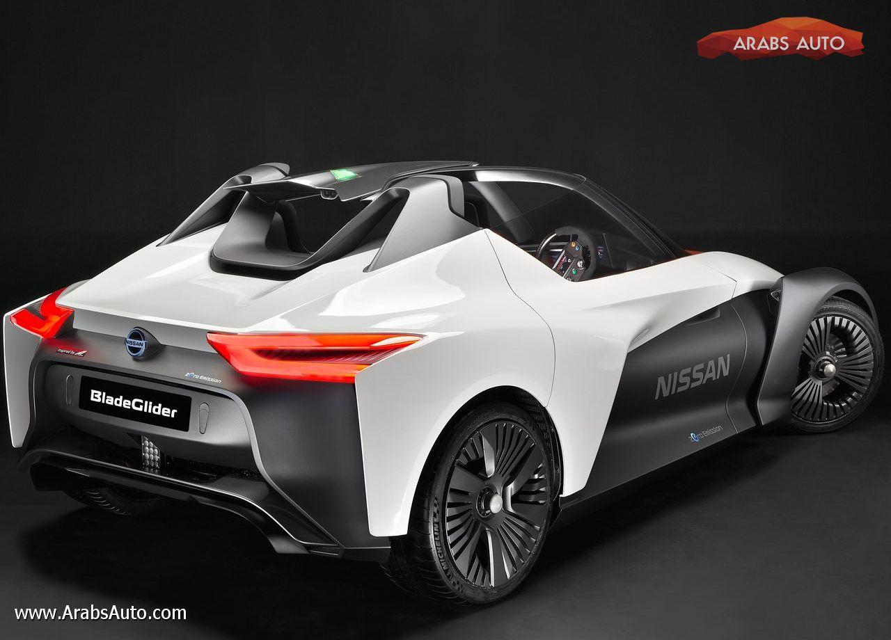 ArabsAuto Nissan BladeGlider Concept (2016) 11