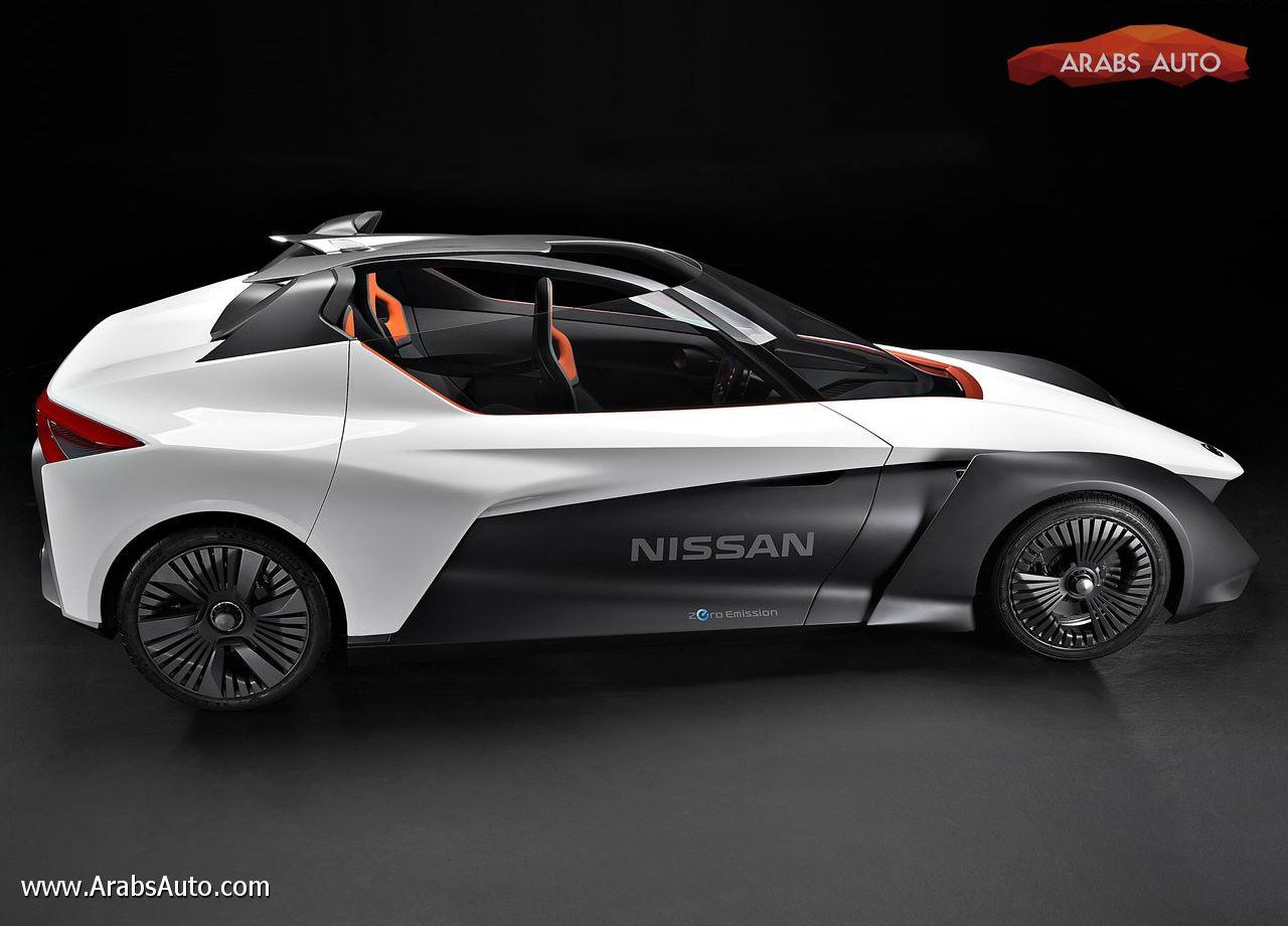 ArabsAuto Nissan BladeGlider Concept (2016) 12