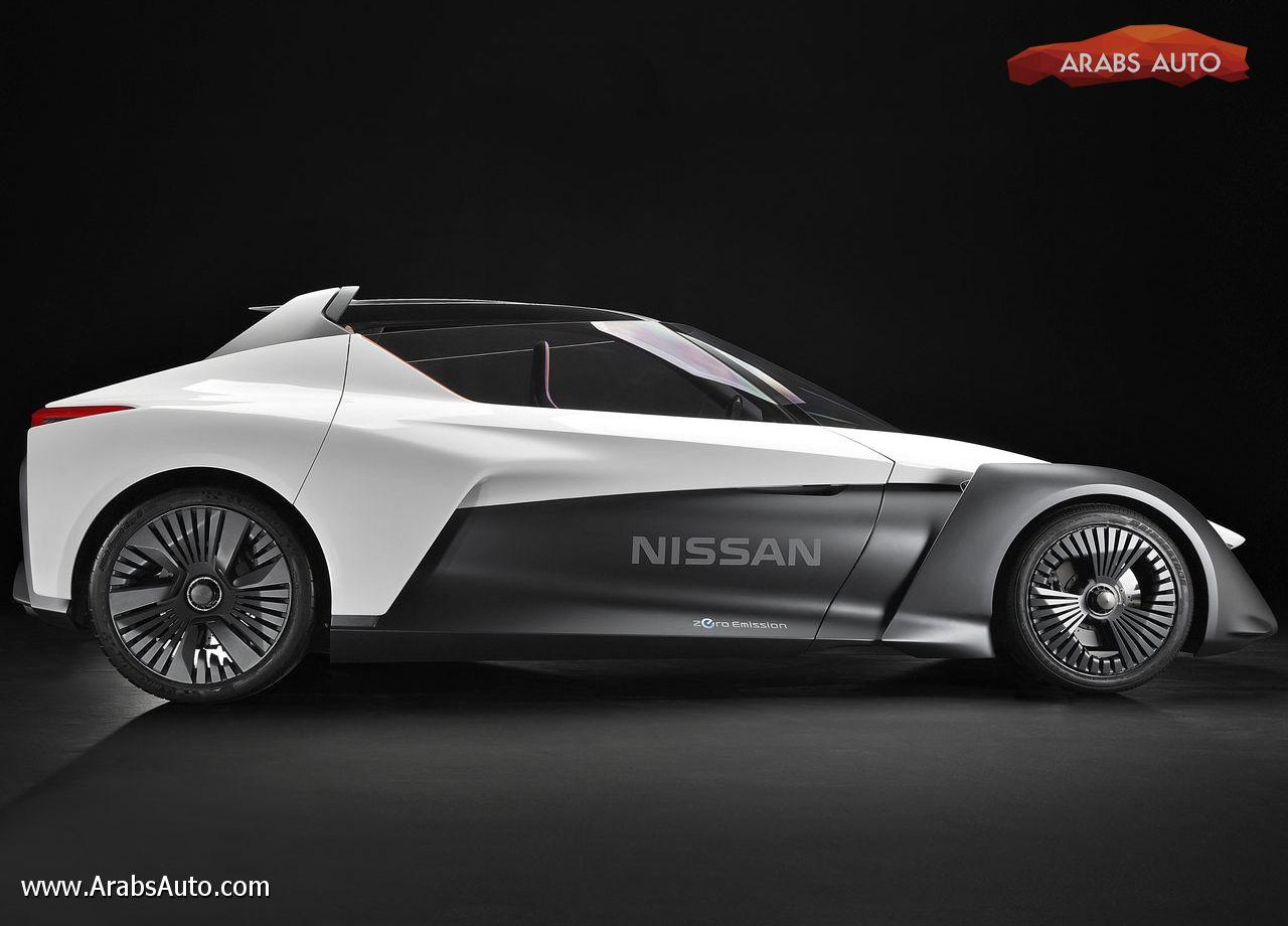 ArabsAuto Nissan BladeGlider Concept (2016) 13