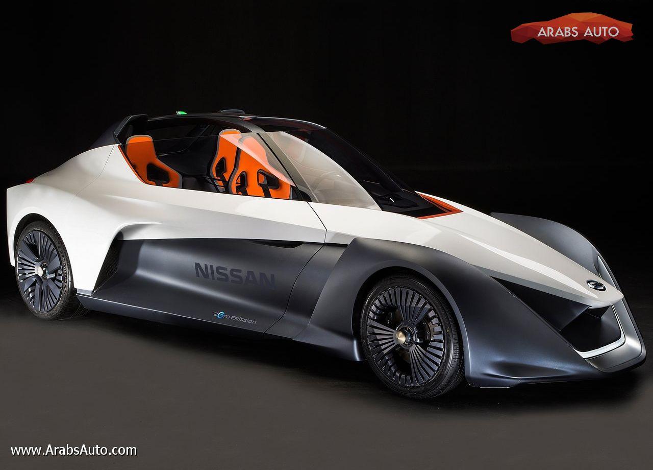 ArabsAuto Nissan BladeGlider Concept (2016) 15