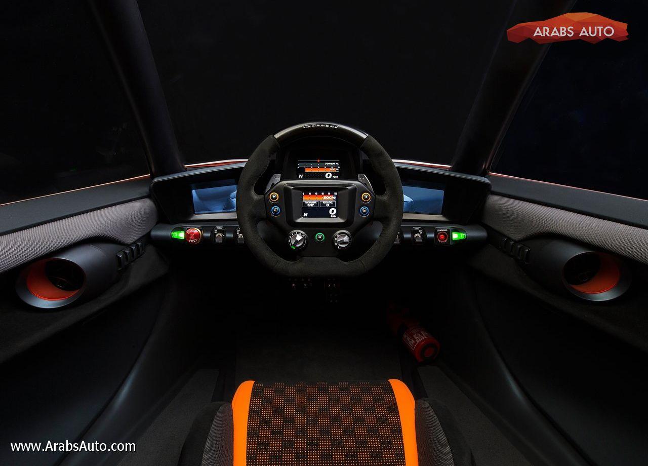ArabsAuto Nissan BladeGlider Concept (2016) 6