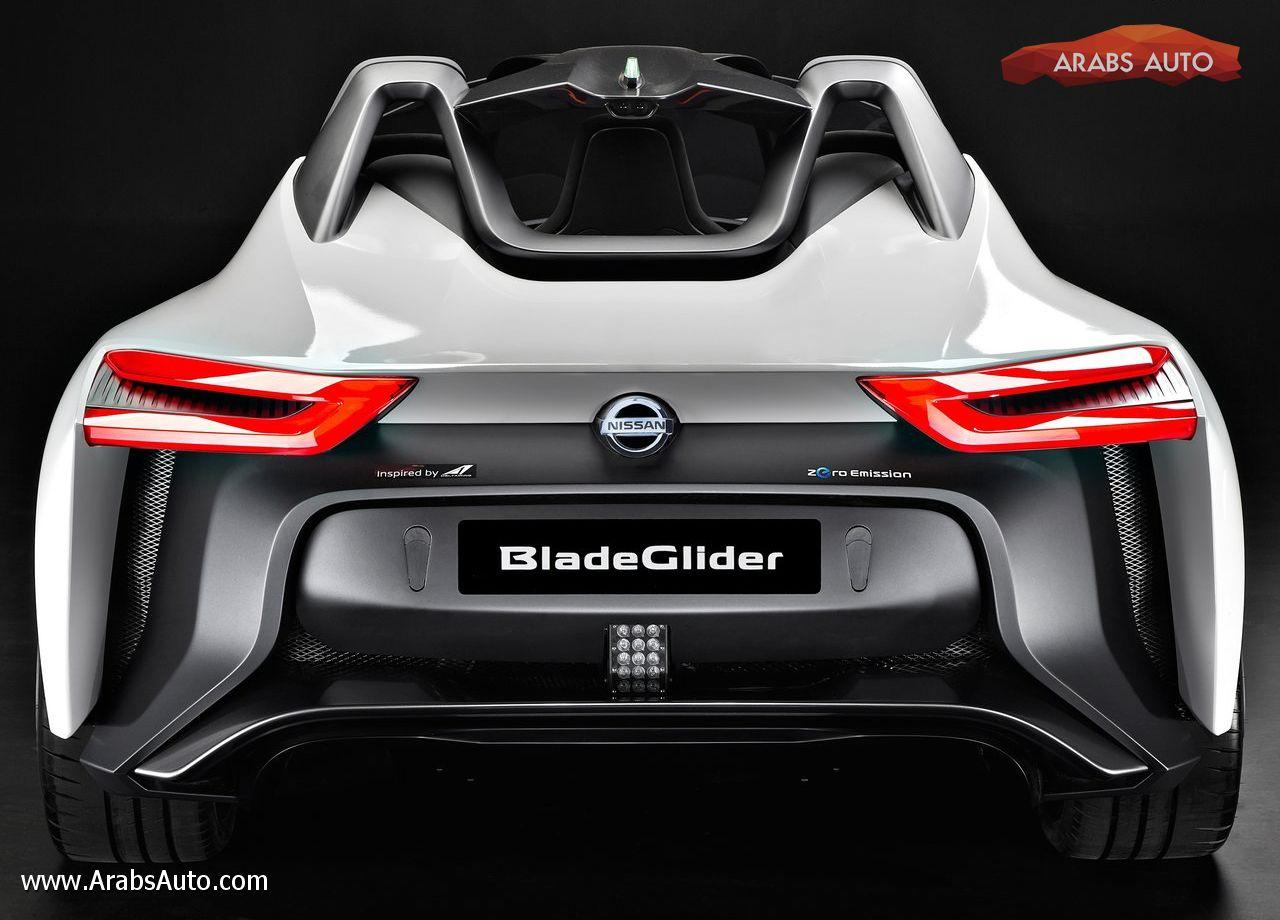 ArabsAuto Nissan BladeGlider Concept (2016) 8