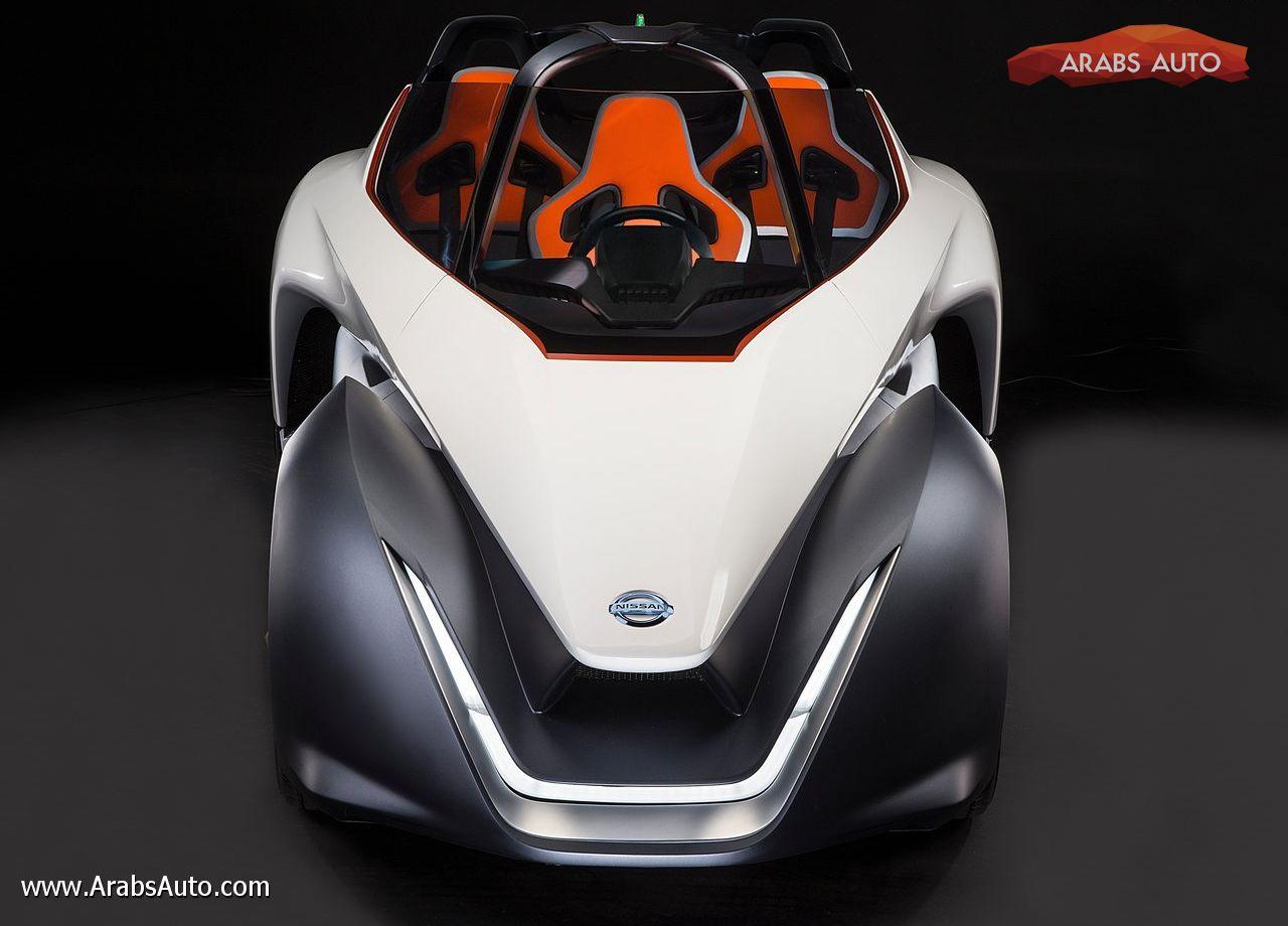 ArabsAuto Nissan BladeGlider Concept (2016) 9