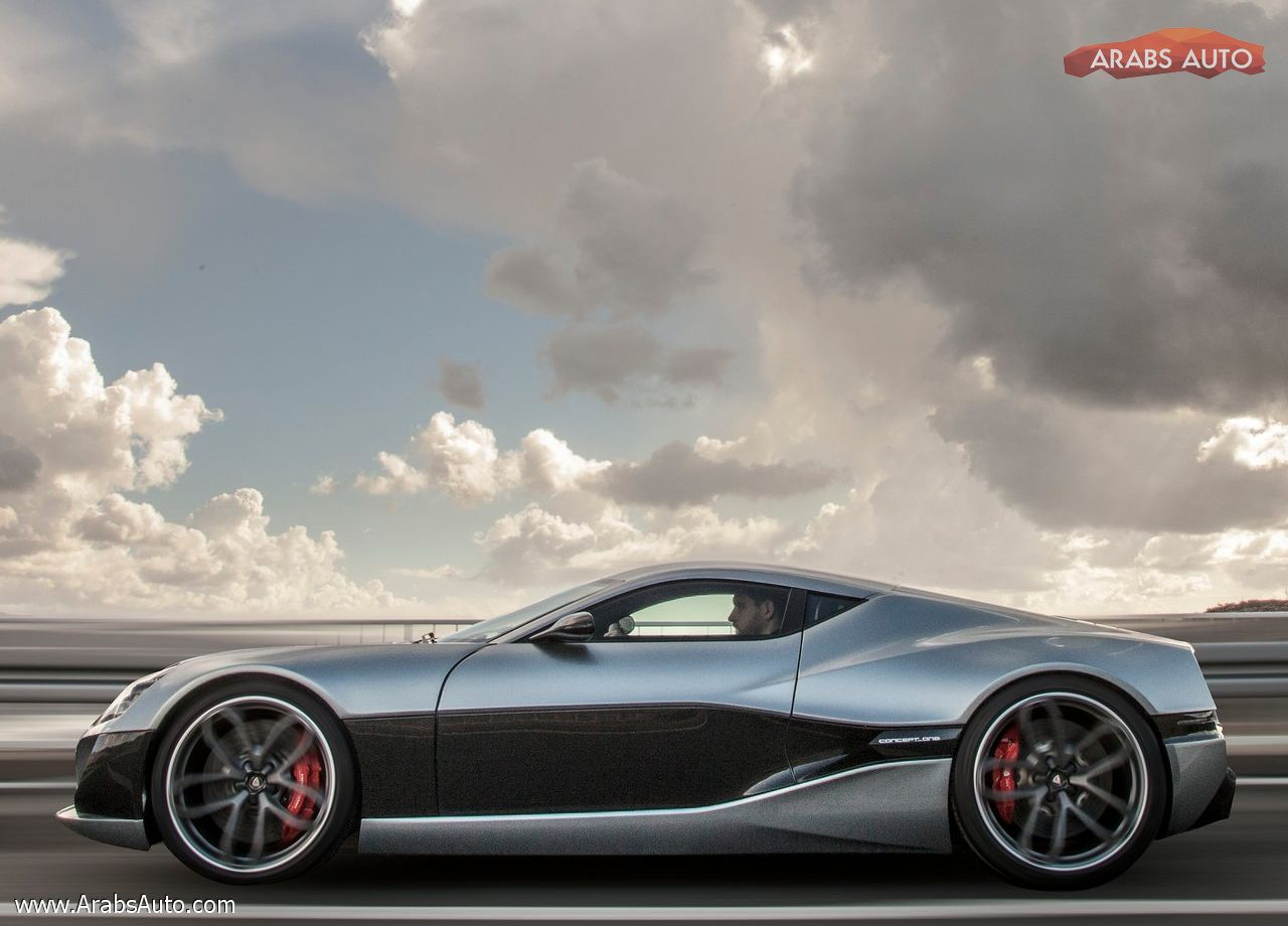 ArabsAuto Rimac Concept One (2016) 10