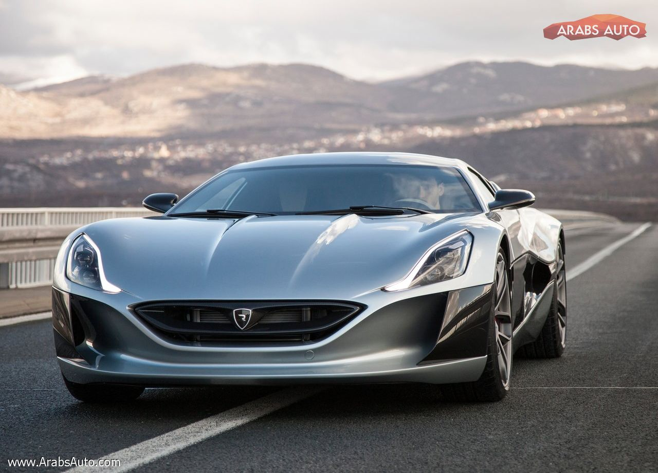 ArabsAuto Rimac Concept One (2016) 12