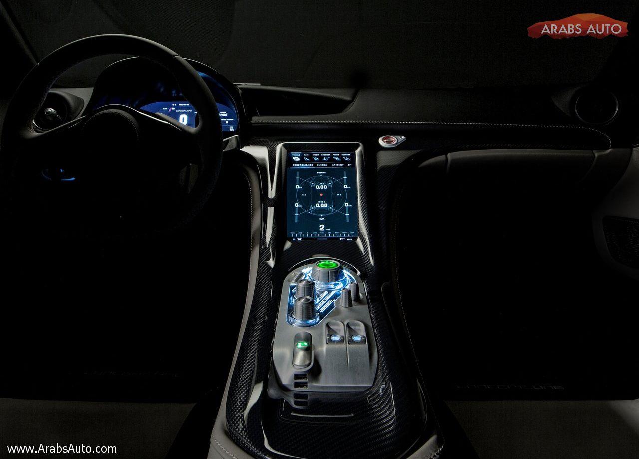 ArabsAuto Rimac Concept One (2016) 3