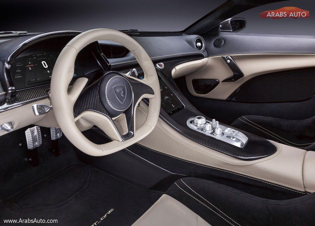ArabsAuto Rimac Concept One (2016) 4