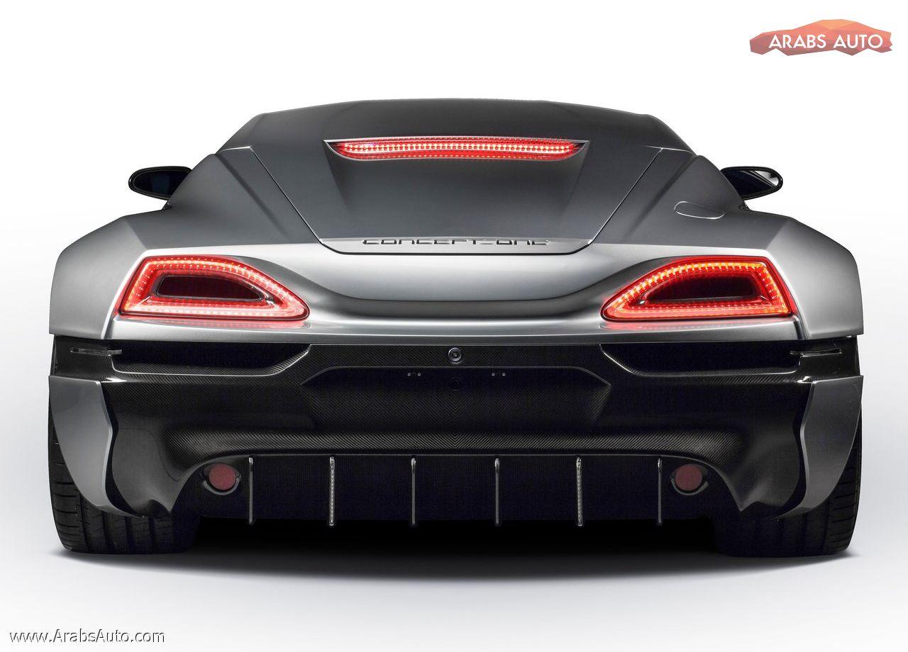 ArabsAuto Rimac Concept One (2016) 5
