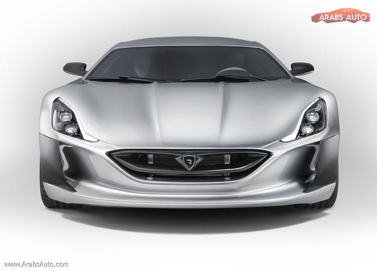 ArabsAuto Rimac Concept One (2016) 6