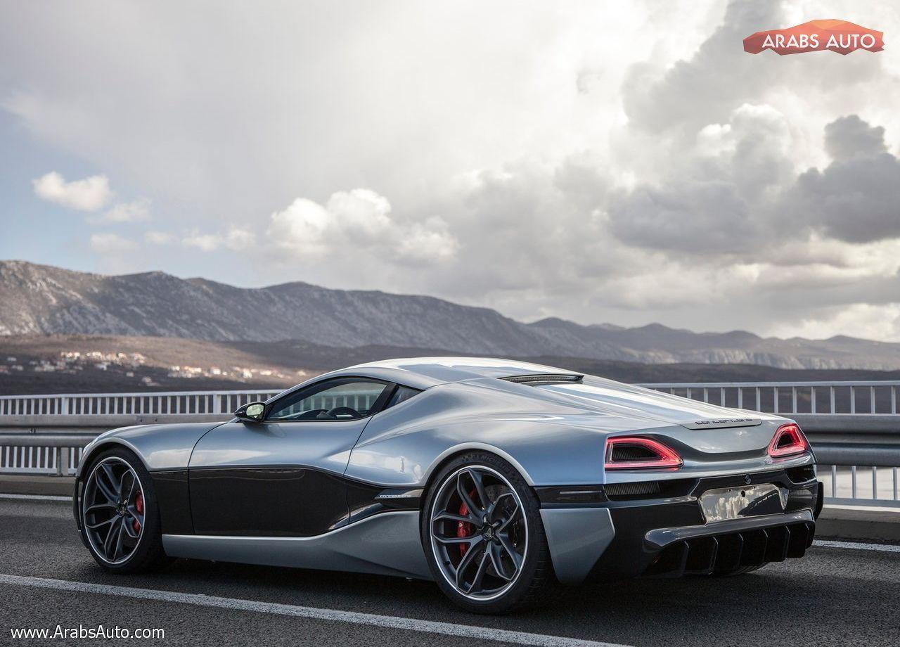 ArabsAuto Rimac Concept One (2016) 9