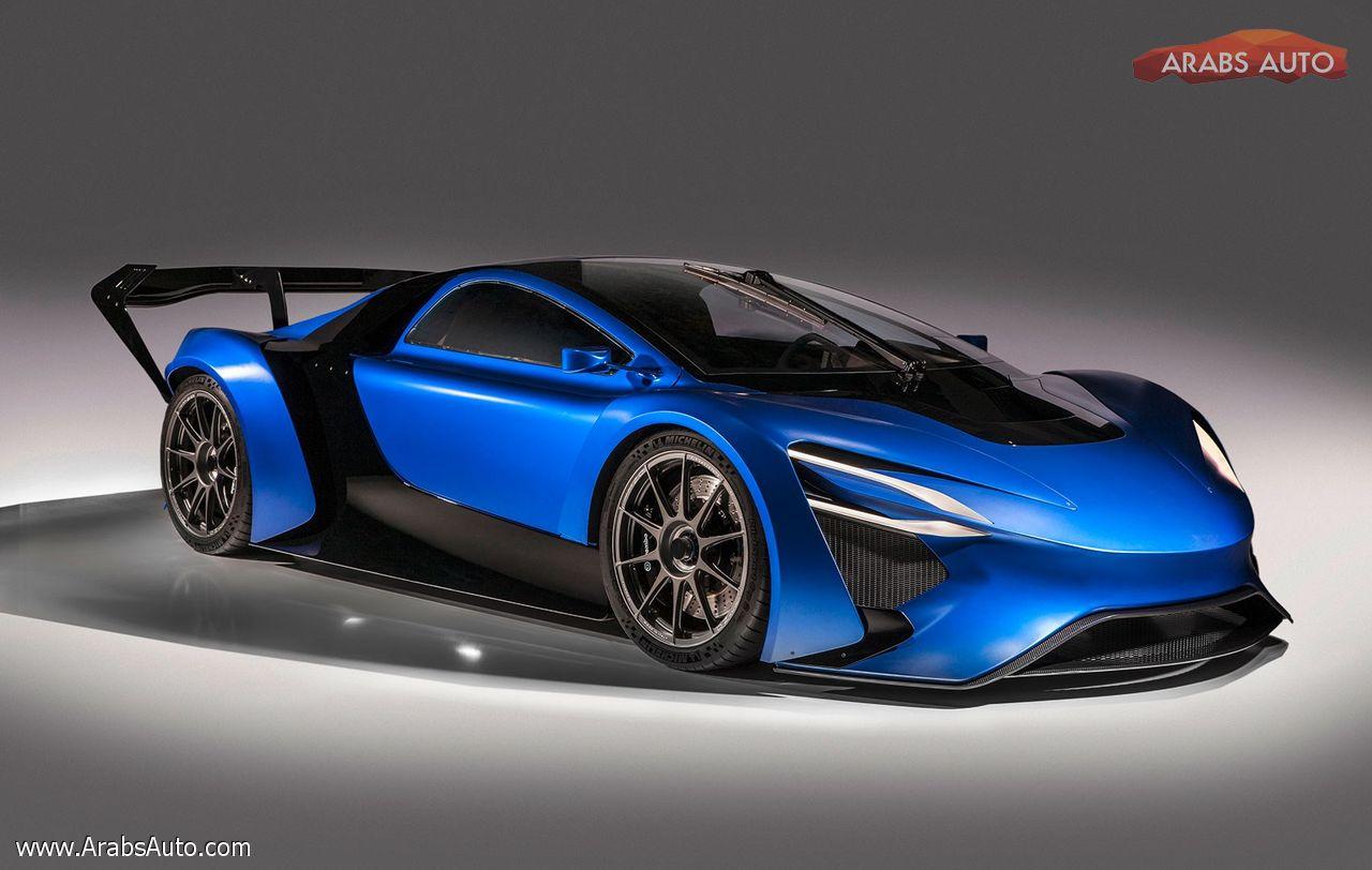 ArabsAuto Techrules GT96 Concept 5
