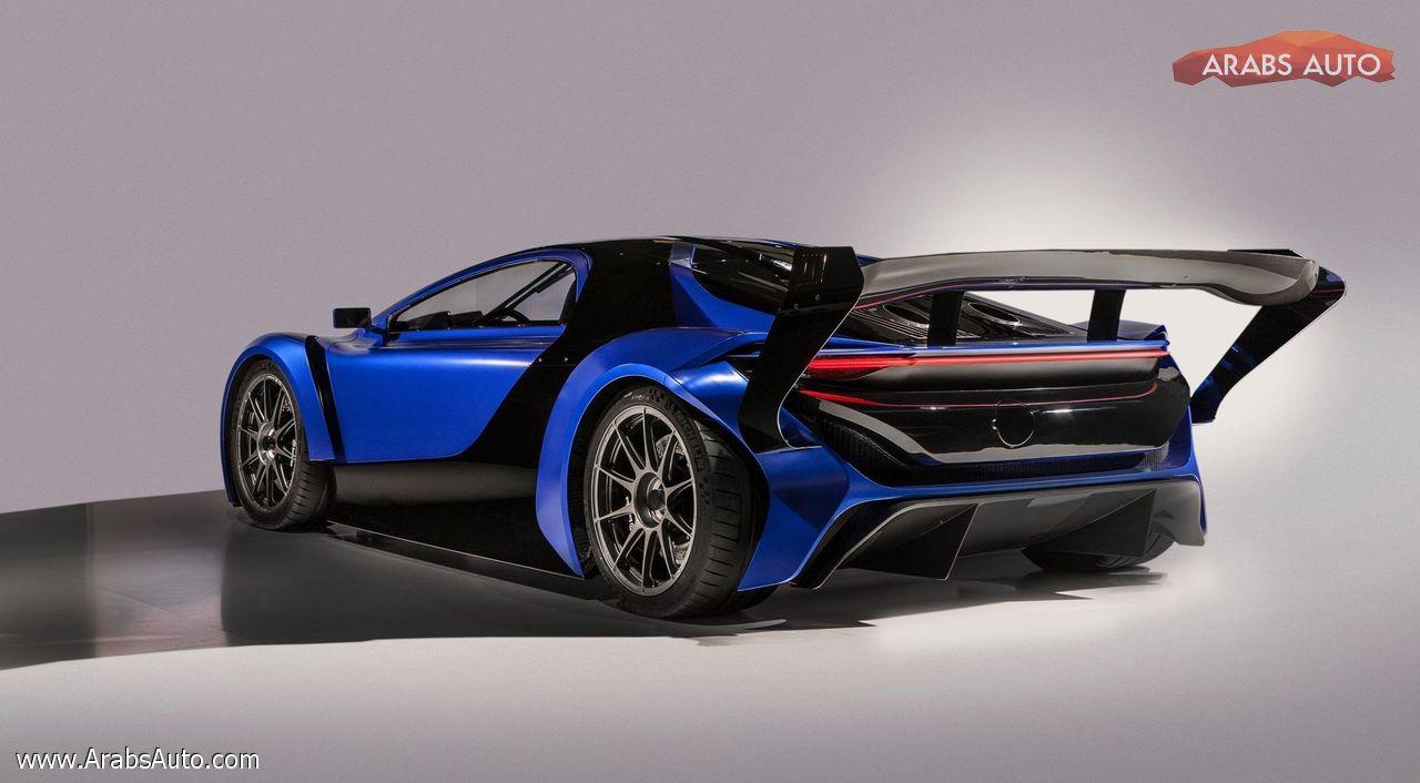 ArabsAuto Techrules GT96 Concept 6