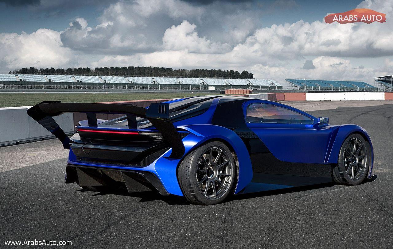 ArabsAuto Techrules GT96 Concept 7
