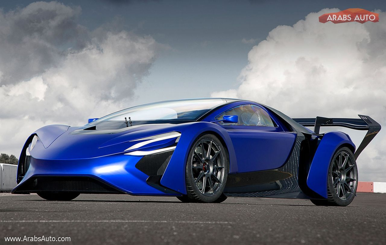 ArabsAuto Techrules GT96 Concept 8