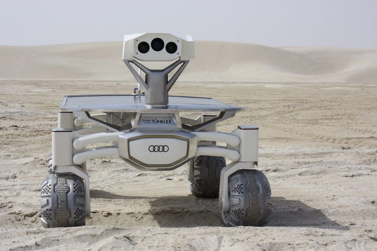 Audi Lunar quattro 1