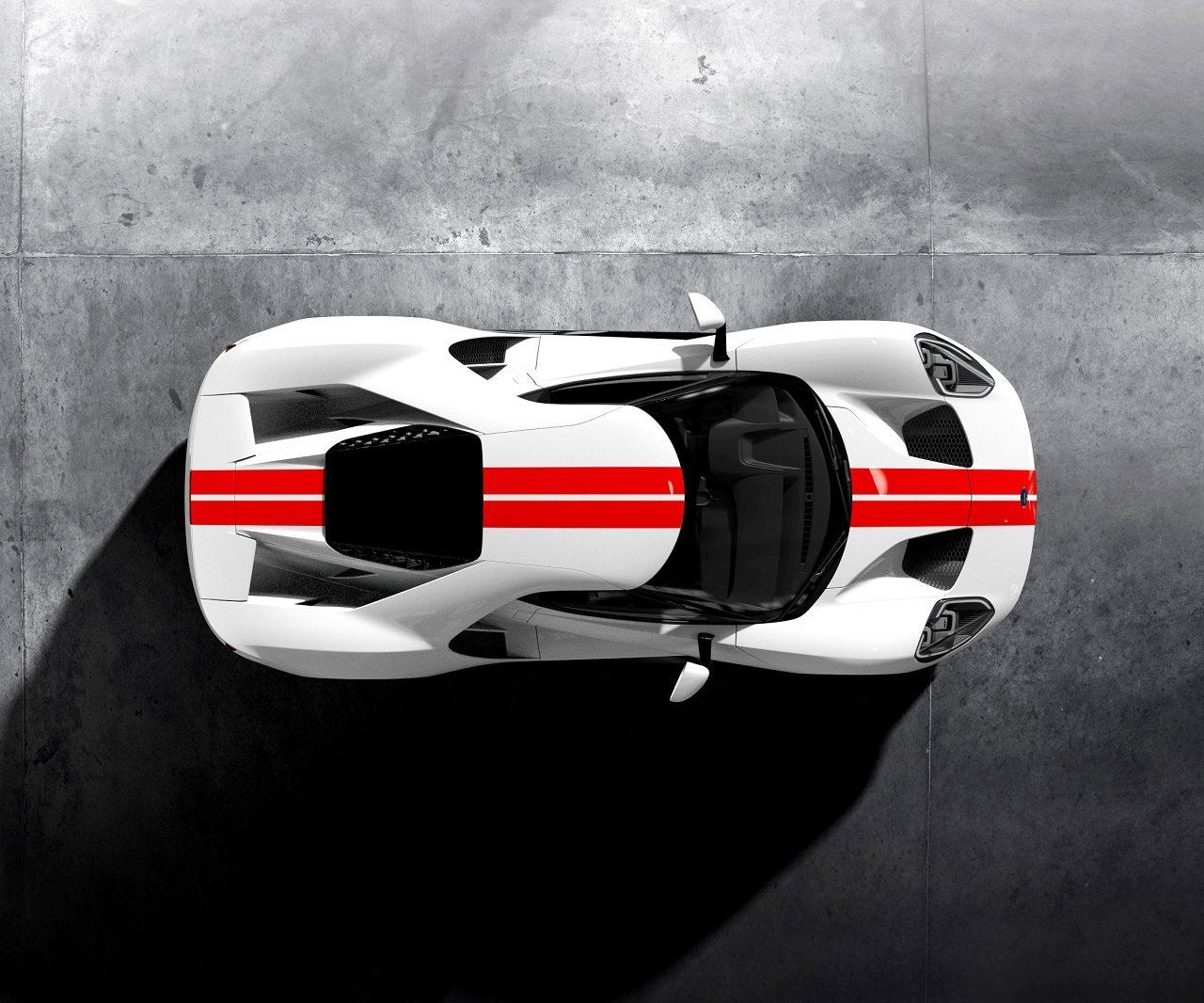 Photo of تمديد إنتاج فورد GT لعامين إضافيين